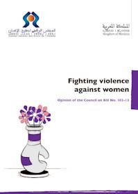 Fighting violence against Women: Memorandum on Bill No. 1 0 3- 1 3